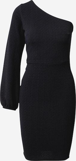 SISTERS POINT Robe de cocktail 'CAPE' en noir, Vue avec produit