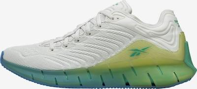 Reebok Classic Buty sportowe w kolorze żółty / zielony / białym, Podgląd produktu