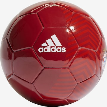 ADIDAS PERFORMANCE Ball 'FC Bayern' in Red