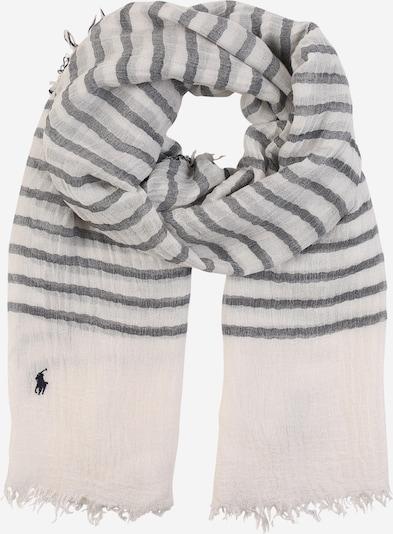 POLO RALPH LAUREN Sjaal in de kleur Navy / Wit, Productweergave