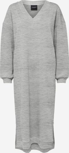 SELECTED FEMME Dress 'Hazel' in mottled grey, Item view