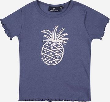 BASEFIELD T-Shirt in Blau