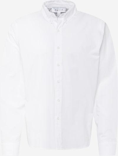NU-IN Hemd in weiß, Produktansicht