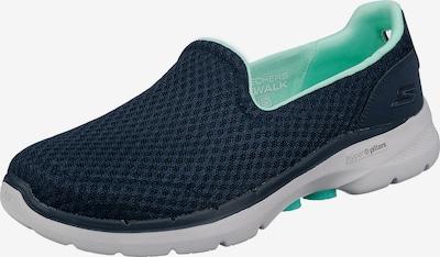 SKECHERS Sneaker 'Go Walk 6' in dunkelblau, Produktansicht