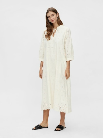Y.A.S Robe-chemise 'Mitha' en coquille d'oeuf: Vue de face