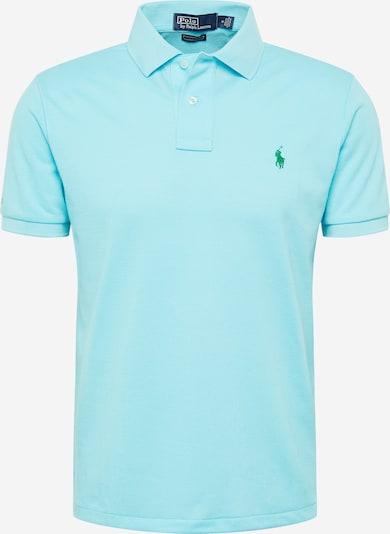 POLO RALPH LAUREN Тениска в тюркоазен / зелено, Преглед на продукта