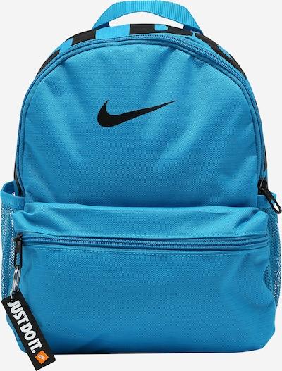 Nike Sportswear Mochila 'Brasilia' en azul cielo / negro, Vista del producto