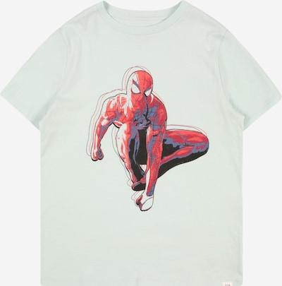 GAP T-Krekls zils / jūraszils / sarkans / melns, Preces skats