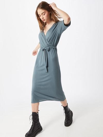 CATWALK JUNKIE Jurk 'Mara' in de kleur Duifblauw, Modelweergave