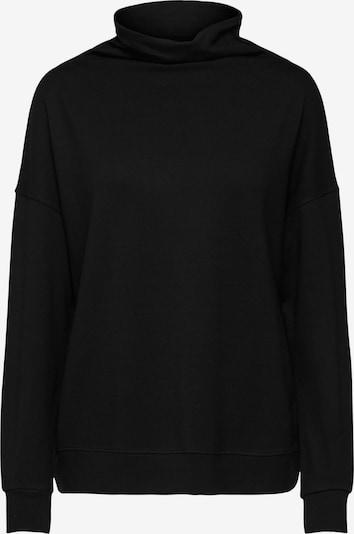 SELECTED FEMME Pullover in schwarz, Produktansicht