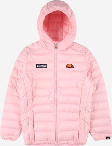 ELLESSE Between-season jacket 'Valentina' in Pink