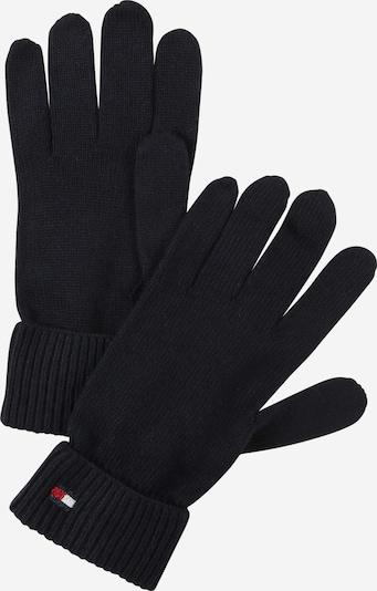 TOMMY HILFIGER Prstové rukavice - tmavomodrá / červená / biela, Produkt