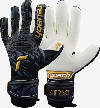 REUSCH Handschuh in schwarz, Produktansicht