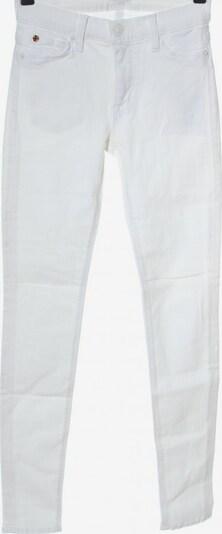 Hudson High-Waist Hose in XXXS-XXS in weiß, Produktansicht