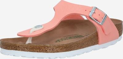 BIRKENSTOCK Pantolette 'Gizeh BFBC' in rosa, Produktansicht