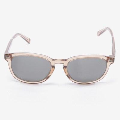 Zegna Sonnenbrille in One Size in hellbraun, Produktansicht
