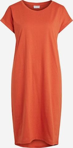 Robe 'Dreamers' VILA en orange