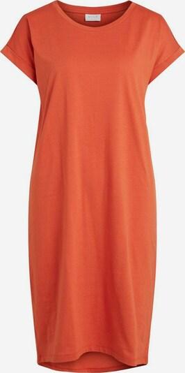 VILA Kleid 'Dreamers' in orange, Produktansicht