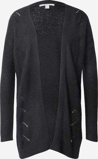 ESPRIT Cardigan 'Сrochet' en noir, Vue avec produit