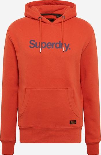 Megztinis be užsegimo iš Superdry, spalva – mėlyna / oranžinė, Prekių apžvalga
