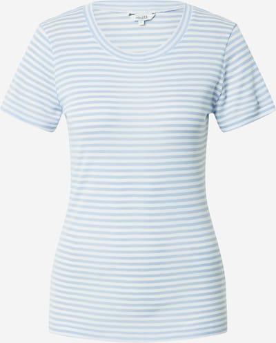 Tricou 'Samira' mbym pe albastru deschis / alb, Vizualizare produs