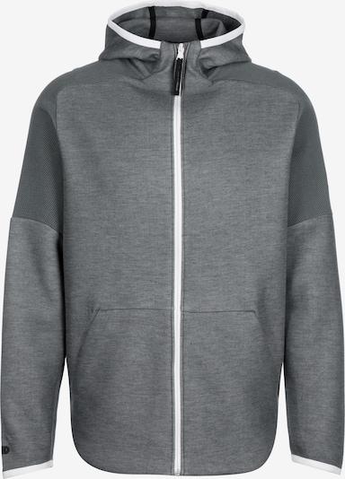 UNDER ARMOUR Veste de sport en gris, Vue avec produit
