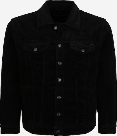 Only & Sons Big & Tall Tussenjas 'Coin' in de kleur Zwart, Productweergave