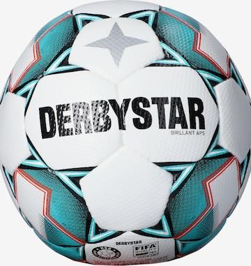 DERBYSTAR Ball in Weiß