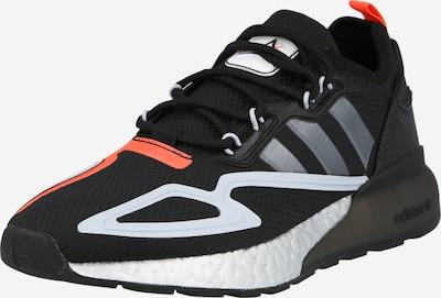 ADIDAS ORIGINALS Sneaker in grau / orange / schwarz, Produktansicht
