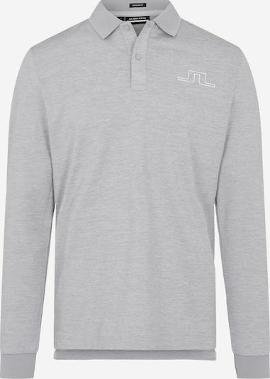 J.Lindeberg Shirt in de kleur Grijs, Productweergave