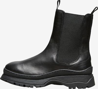 SELECTED FEMME Chelsea Boots in schwarz, Produktansicht