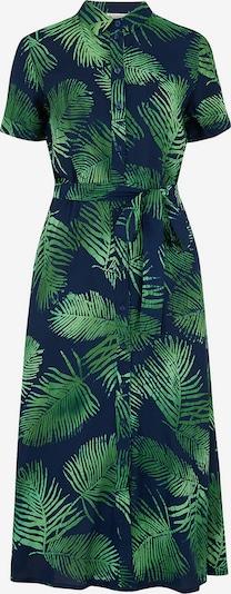 Sugarhill Brighton Kleid 'LAURETTA BATIK PALM FRONDS' in blau, Produktansicht
