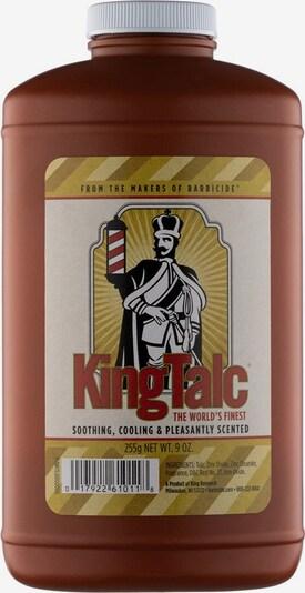 King Research Talkpuder 'King Talk' in braunmeliert, Produktansicht