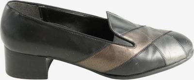 Deichmann Schlüpfschuhe in 41 in bronze / schwarz, Produktansicht