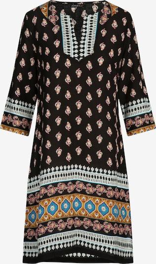 APART Sommerkleid im Ethno-Look in mischfarben / schwarz, Produktansicht