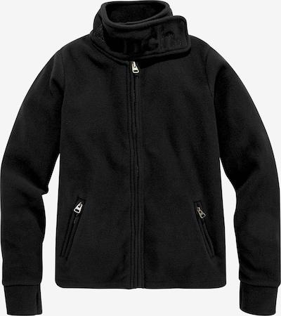 BENCH Fleece Jacket in Black, Item view