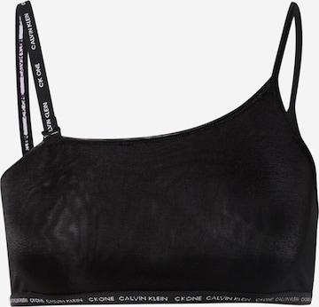 Soutien-gorge Calvin Klein Underwear en noir