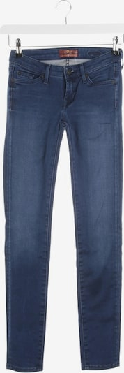 7 for all mankind Jeans in 25 in dunkelblau, Produktansicht