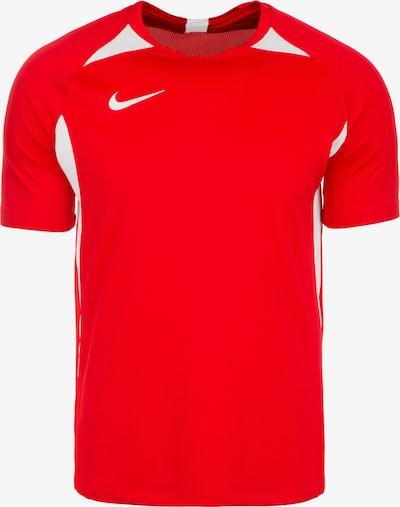 NIKE Fußballtrikot 'Legend' in rot / weiß, Produktansicht