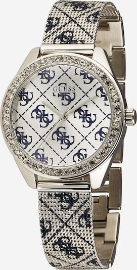 GUESS Analog watch 'Claudia, W1279L1' in blue / silver, Item view
