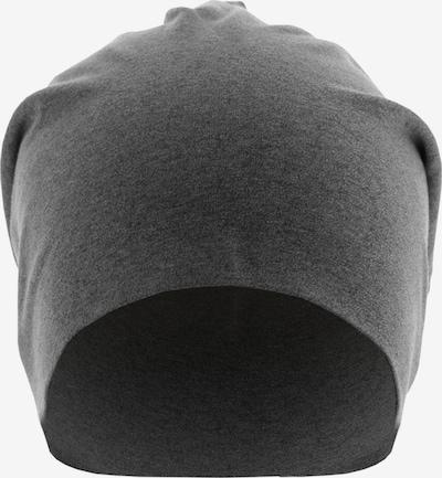 MSTRDS Mütze ' Heather' in graumeliert, Produktansicht