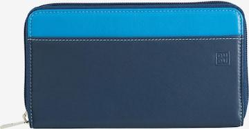 DuDu Geldbörse in Blau