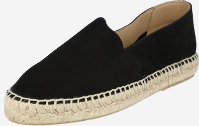 Bianco Alpargatas 'DORRIS' en negro, Vista del producto