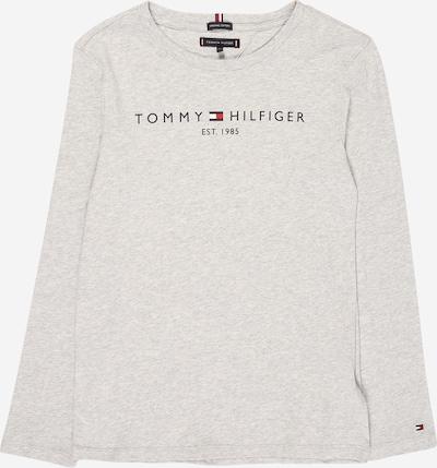 TOMMY HILFIGER Tričko 'ESSENTIAL HILFIGER  TEE L/S' - světle šedá, Produkt