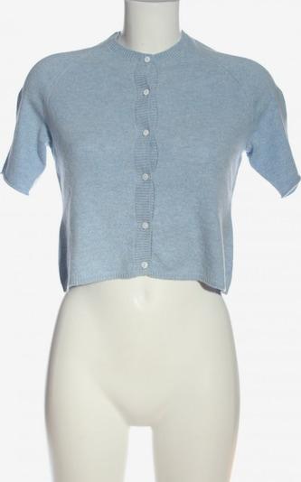 Off-White Cardigan in S in blau, Produktansicht