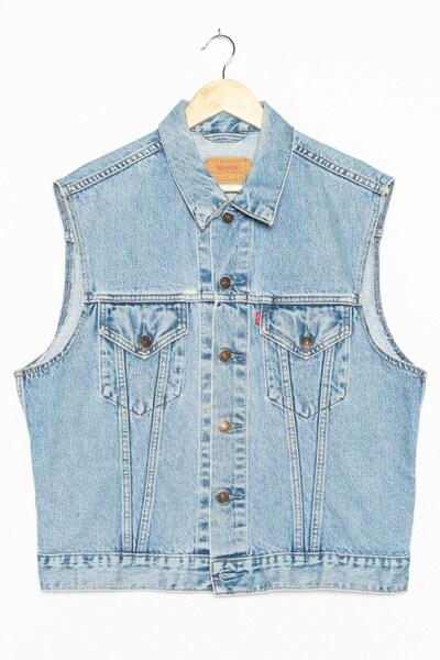 LEVI'S Jeansweste in L in blau, Produktansicht