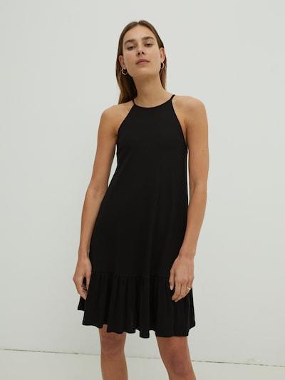 EDITED Kleid 'Kenna' in schwarz, Modelansicht