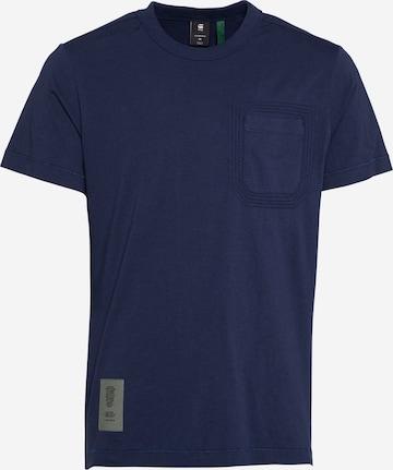 G-Star RAW T-Shirt in Blau