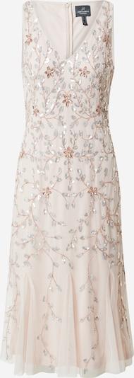 Adrianna Papell Kokteilové šaty - béžová / ružové zlato / strieborná, Produkt
