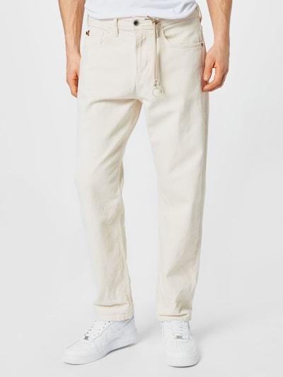 TOM TAILOR DENIM Jeans in weiß, Modelansicht